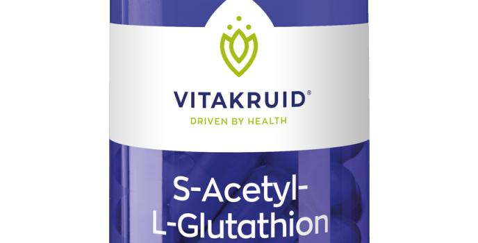 S-Acetyl-L-Glutathion 30 vegacapsules Vitakruid