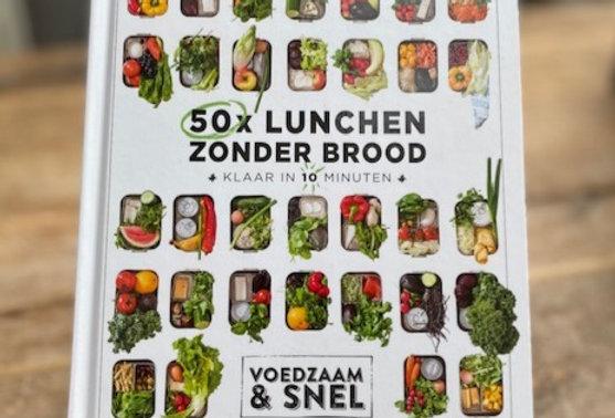 50x lunchen zonder brood..Jennifer & Sven