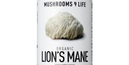 """Organic """"Lion's Mane"""" 60 capsules"""