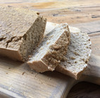 Super easy glutenvrij/lactosevrij broodje! (EXORFINEVRIJ!)