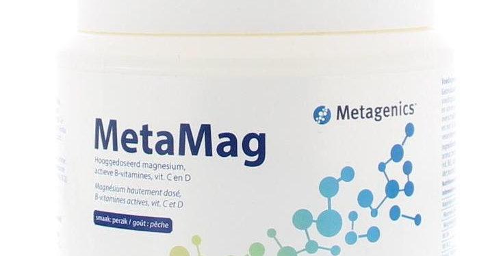 MetaMag 227 gr (45 porties) Metagenics