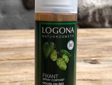 "Haarlak Logona bio ""extra sterk"" 150 ml"