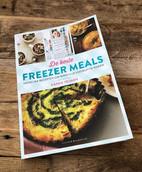 """Review """"De beste Freezer meals"""", heerlijke recepten om makkelijk vooruit te koken."""