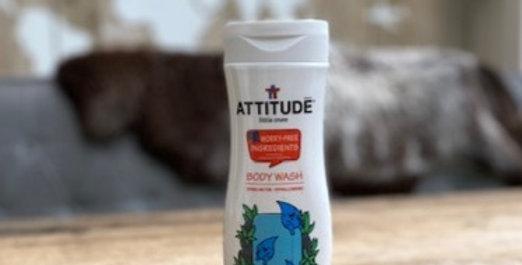 Body wash sparkling fun (355 ml) Attitude