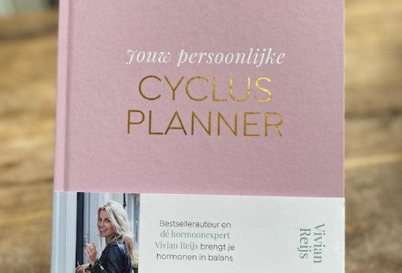 Jouw persoonlijke cyclusplanner..Vivian Reijs
