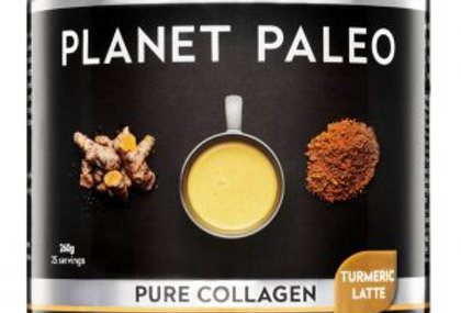 Turmeric Latte Pure Collagen 260 gr