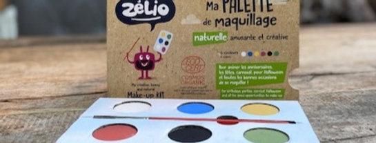 Natuurlijk make-up set voor kinderen