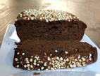Ontbijtkoek/cake (glutenvrij/lactosevrij/geraffineerd suikervrij/exorfinevrij)