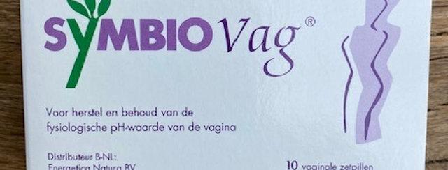 Symbio VAG 10 vaginale zetpillen