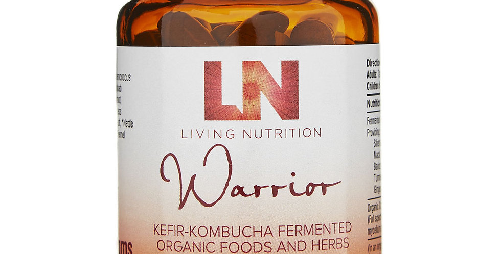 Living nutrition WARRIOR 60 caps