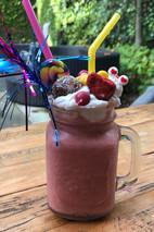 Healthy Freak-shake! (glutenvrij/suikervrij/sojavrij/vegan)