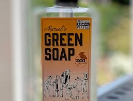 Handzeep Sinaasappel/jasmijn Marcel's greensoap (500 ml)