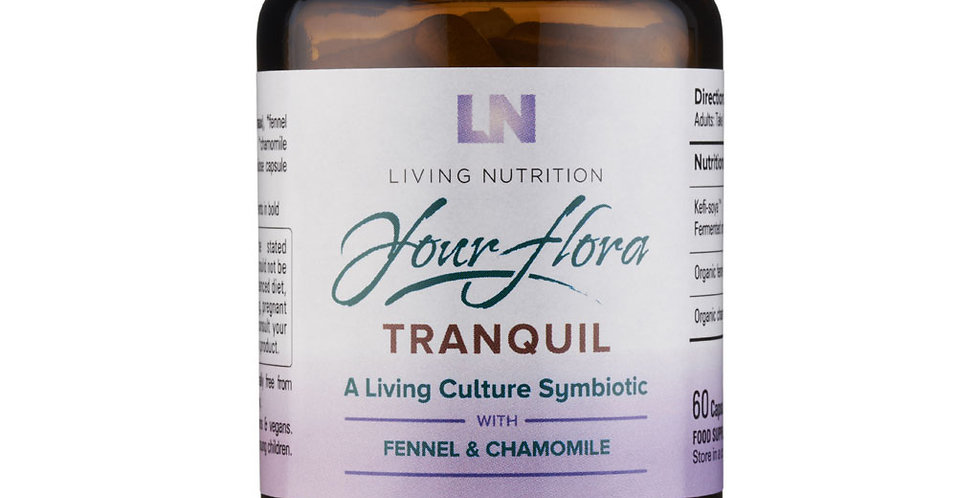 Your Flora Tranquil 60 capsules