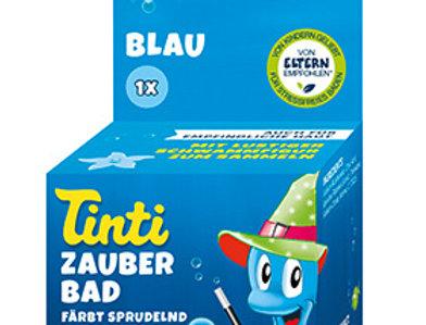 Tover bad blauw Tinti