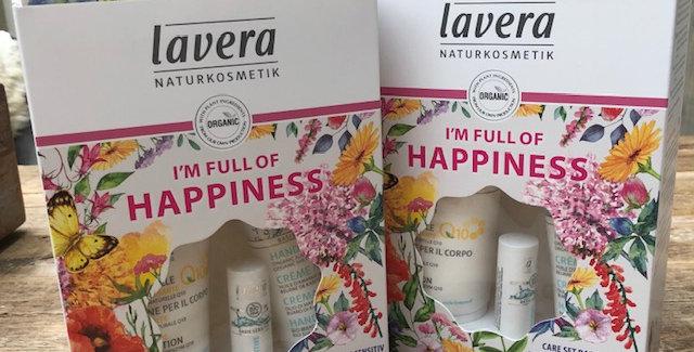 kadoverpakking Lavera