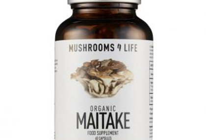 """Organic """"Maitake""""60 capsules"""