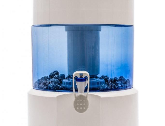 Aqualine 18L Glas Alkalisch