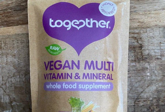 Vegan multi Together (60 capsules)