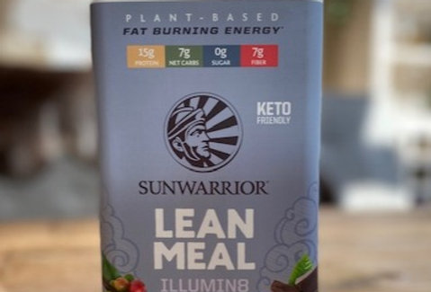Lean Meal Illumin8 Sunwarrior Chocolate bio