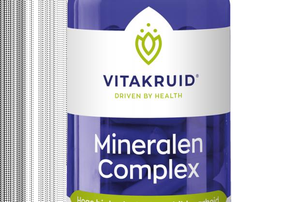 Mineralen Complex 90 vega capsules
