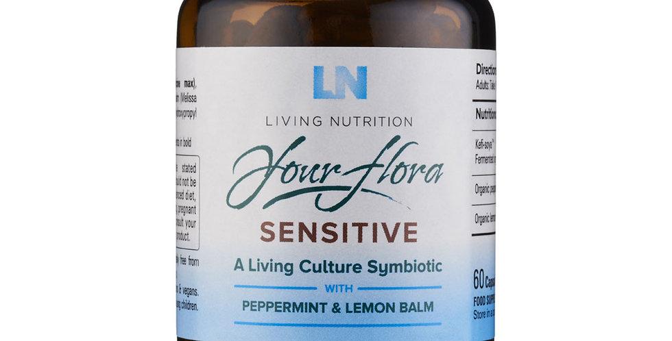 Your Flora Sensitive 60 capsules