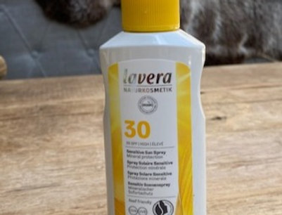 Zonnebrandcreme spray SPF  30 100ml Lavera