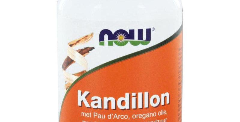 Kandillon 90 capsules NOW