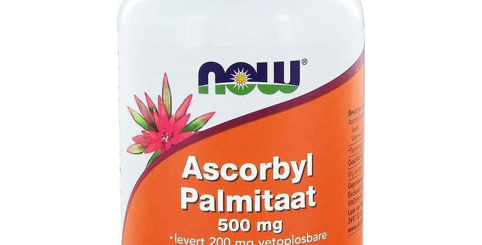 Ascorbyl Palmitaat 500 mg 100 capsules NOW