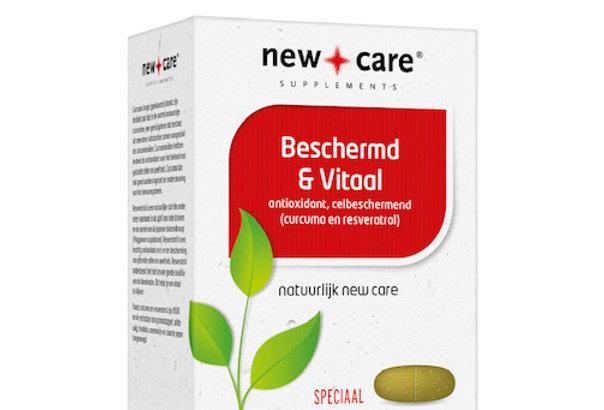 Beschermd en vitaal New care (60 tabletten)