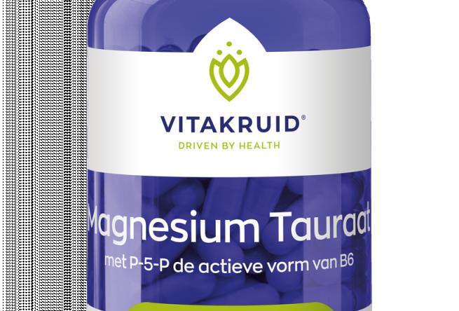 Magnesium Tauraat 150 caps Vitakruid