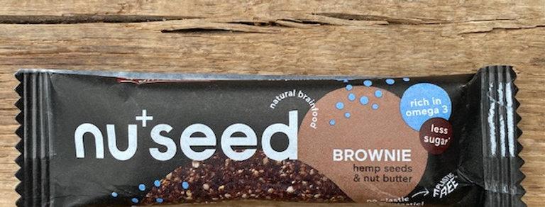 Nuseed (nucao) Brownie bio (35 gr)