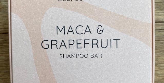 Maca en Grapefruit Haarzeep (handgemaakt) 't Zeeplokaal (min. 130 gr)