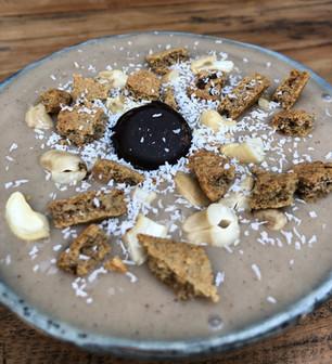 Ontbijt-traktatie-bowl (of lunch.. of toetje.. of tussendoortje..)