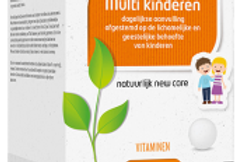 Multi kinderen 120 kauwtabletten New Care