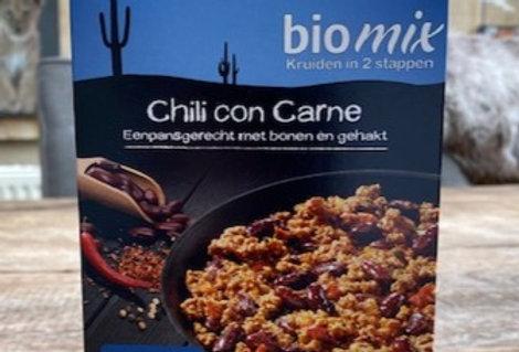 Beltane Chili con carne bio kruidenmix