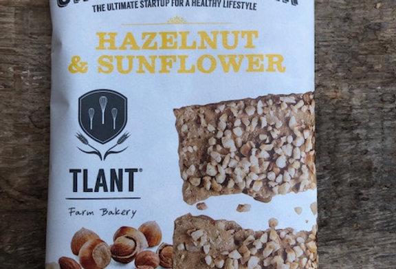 Granola cracker hazelnut & sunflower bio (45 gr)