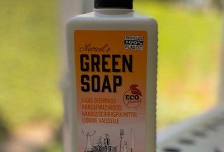 Afwasmiddel sinaasappel & jasmijn Marcel's green soap (500 ml)