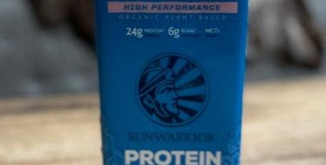 Sunwarrior Proteïnblend Bessen bio (750 gr)