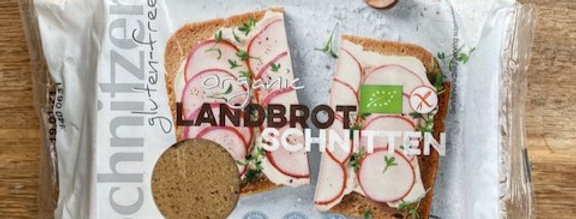 Boerenbrood GLUTENVRIJ! Schnitzer