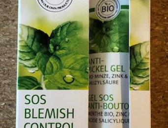 Lavera SOS anti puistjes gel 15 ml