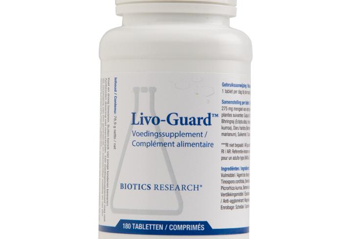 Livo-Guard Biotics (180 tablet)
