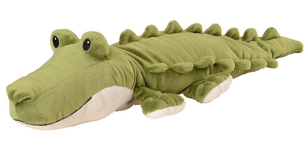 Warmies krokodil (45 cm)