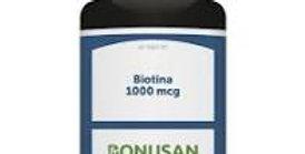 Biotine 1000 mcg 60 tabletten Bonusan