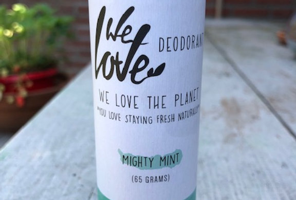 WLTP deo stick Mighty Mint