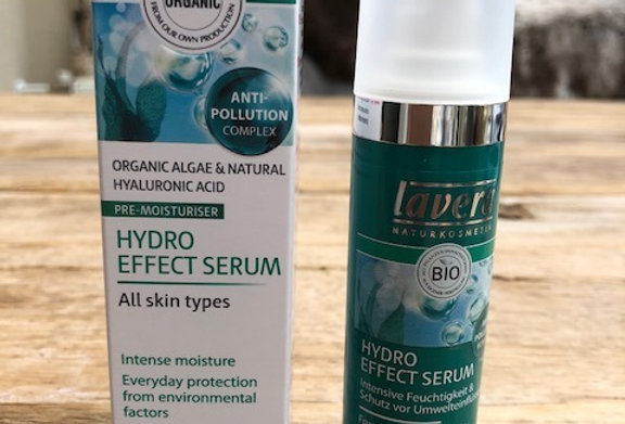 Lavera hydro effect serum 30 ml