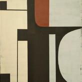 Untitled, 2021 Acrylic on canvas, 40 x 50 cm  (Nr 04)