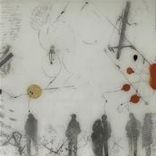 Transparent people | 50 x 50 cm | Mixed technique auf Glas | 2020/2