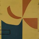 Untitled, 2021 Acrylic on canvas, 40 x 50 cm  (Nr 11)