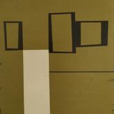 Untitled, 2021 Acrylic on canvas, 40 x 50 cm  (Nr 10)