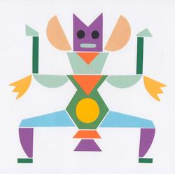 geometric dance